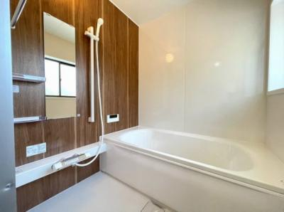 【浴室】北本庄 中古戸建
