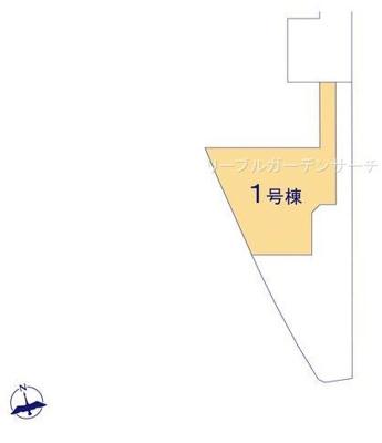 【区画図】リーブルガーデンS奈良市中山町7期