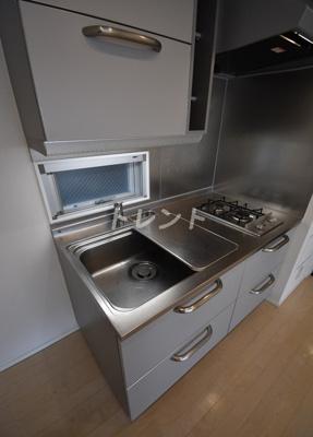 【キッチン】KDXレジデンス南麻布