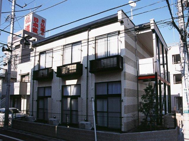 【外観】レオパレスファーストベル