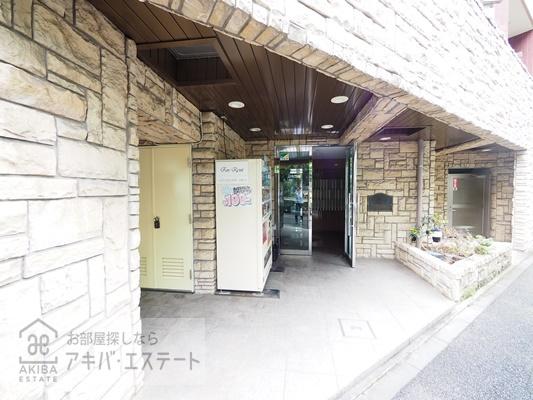 【エントランス】メインステージ東神田
