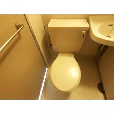 【トイレ】ハイムMKS