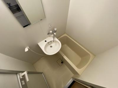 【浴室】ムライチマンション新大江