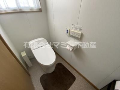 【トイレ】山城町店舗事務所Y