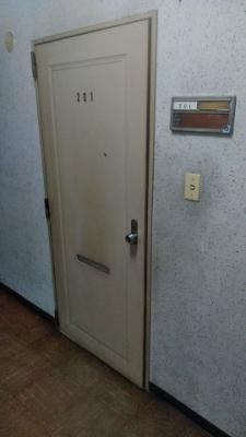 【玄関】八千代マンション