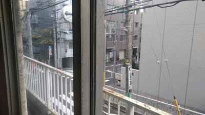 【バルコニー】八千代マンション