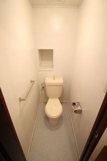 【トイレ】プラザ六甲道
