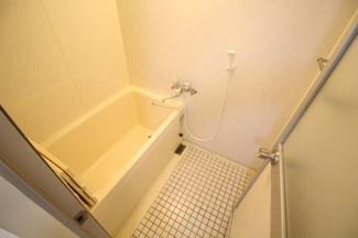 【浴室】プラザ六甲道