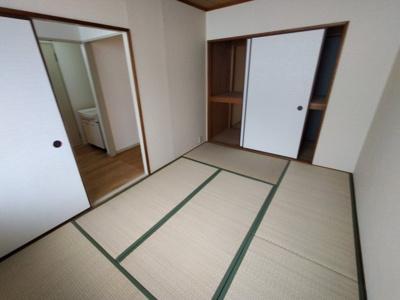 【寝室】グリーンハイツ稲田