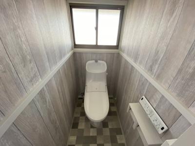 【トイレ】リモアハイツ
