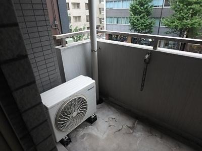 【バルコニー】ロアール御茶ノ水妻恋坂