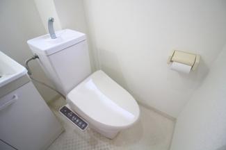 【トイレ】ブランドール六甲