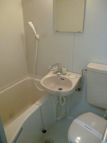 【浴室】レオパレスゴールデンベセル