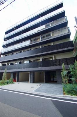 JR京浜東北線「大森」駅より徒歩10分のデザイナーズマンションです。