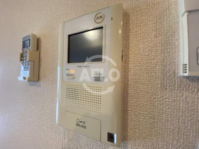 プリマクラッセ TV付モニターフォン