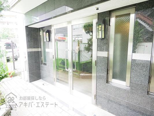 【エントランス】パレ・ドール九段下
