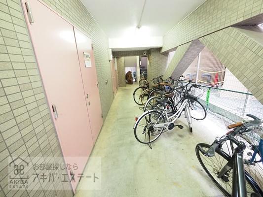 【その他共用部分】パレ・ドール九段下