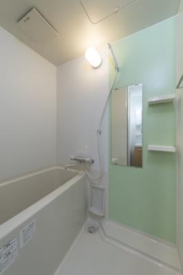 【浴室】ルクール氷川台