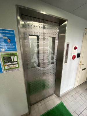 ラコンテ・スィエル エレベーター