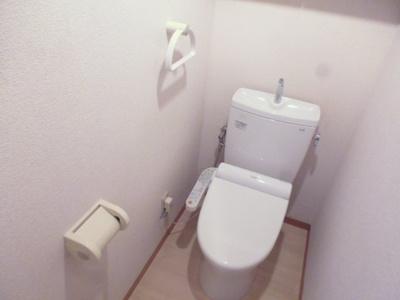 【トイレ】アルルヴィラ