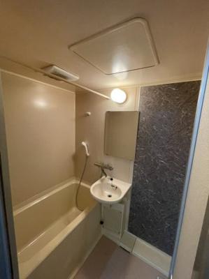 【浴室】信武マンション