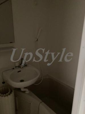 【浴室】ポンド―ルⅡ