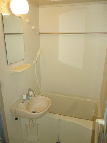 【浴室】レオパレス富士見町
