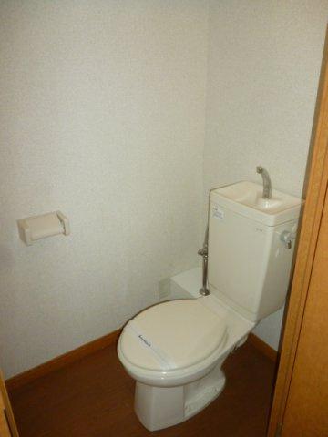 【トイレ】レオパレス富士見町