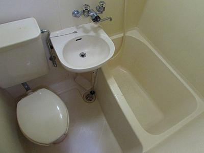 【浴室】ベルコート春日野道