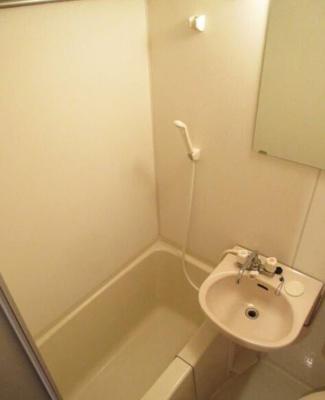 専用バス・洗面台・トイレ♪