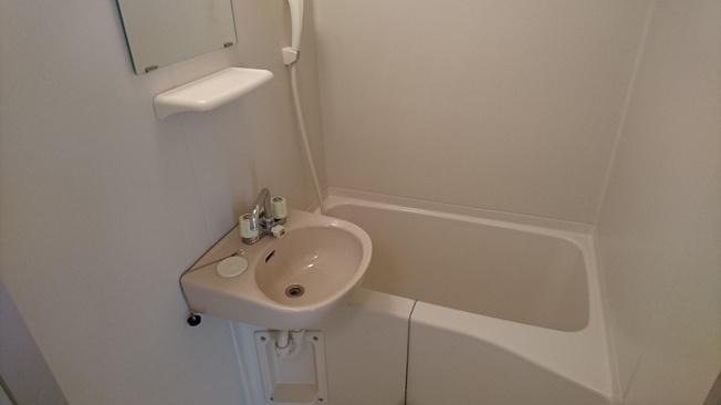 【浴室】レオパレスゴールデンピラ