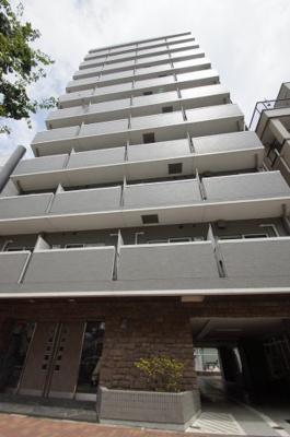 JR蒲田駅徒歩8分の分譲賃貸マンションです。