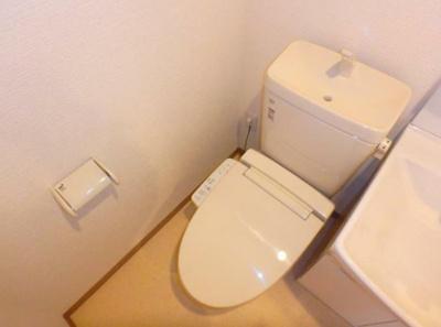 【トイレ】リベルテ北浦和