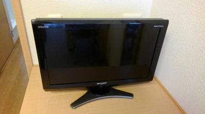 液晶テレビでLEONETサービスがお楽しみ頂けます。
