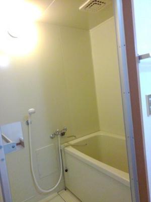 【浴室】コーポ静