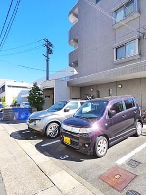 【駐車場】Avanti YASHIRODAI