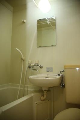 【浴室】第三要ハイツ