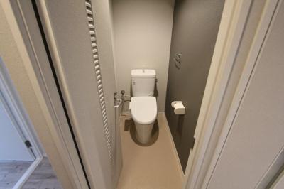 【トイレ】HP植田南ビル