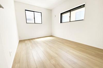 【前面道路含む現地写真】伏見区桃山町日向 3区画 新築分譲地