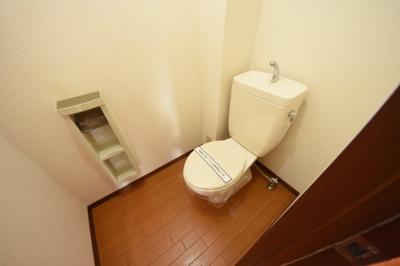 【トイレ】アルブルージュ B棟