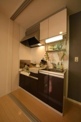 【キッチン】グランモア片野新町