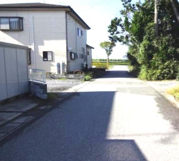 南側約5.1m公道~緑が多く静かな住宅地