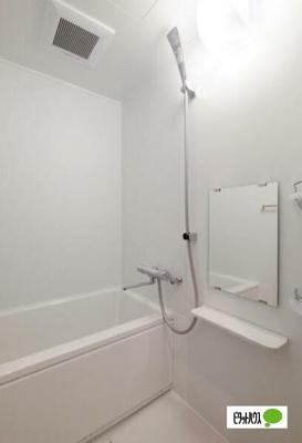 【浴室】セントヒルズ本郷弥生