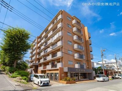 【外観】松戸野菊野第一ローヤルコーポ