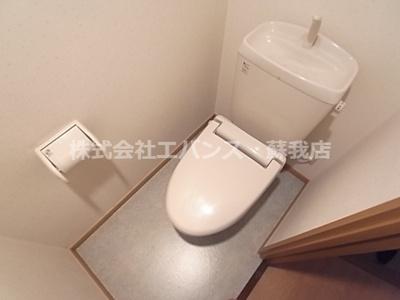 【トイレ】プライド