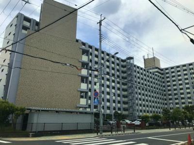 【外観】鳴尾小松住宅C棟