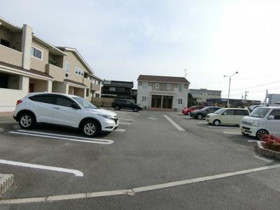 【駐車場】プリンセチア Ⅰ