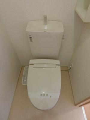 【トイレ】プリンセチア Ⅰ