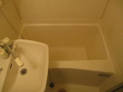 【浴室】メゾン花園北パート1