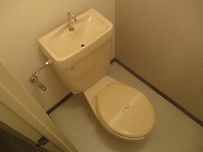 【トイレ】メゾン花園北パート1
